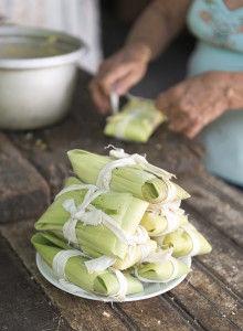 Cuban tamales recipe