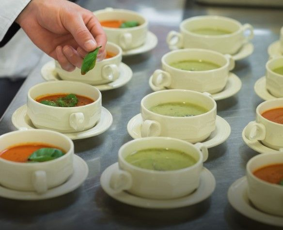 Carnival Cruise Line Soups