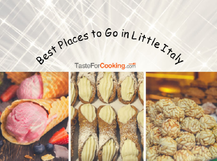 Best Places To Go In Little Italy