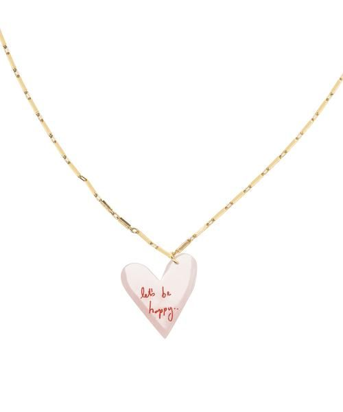 lets be happy necklace wald berlin