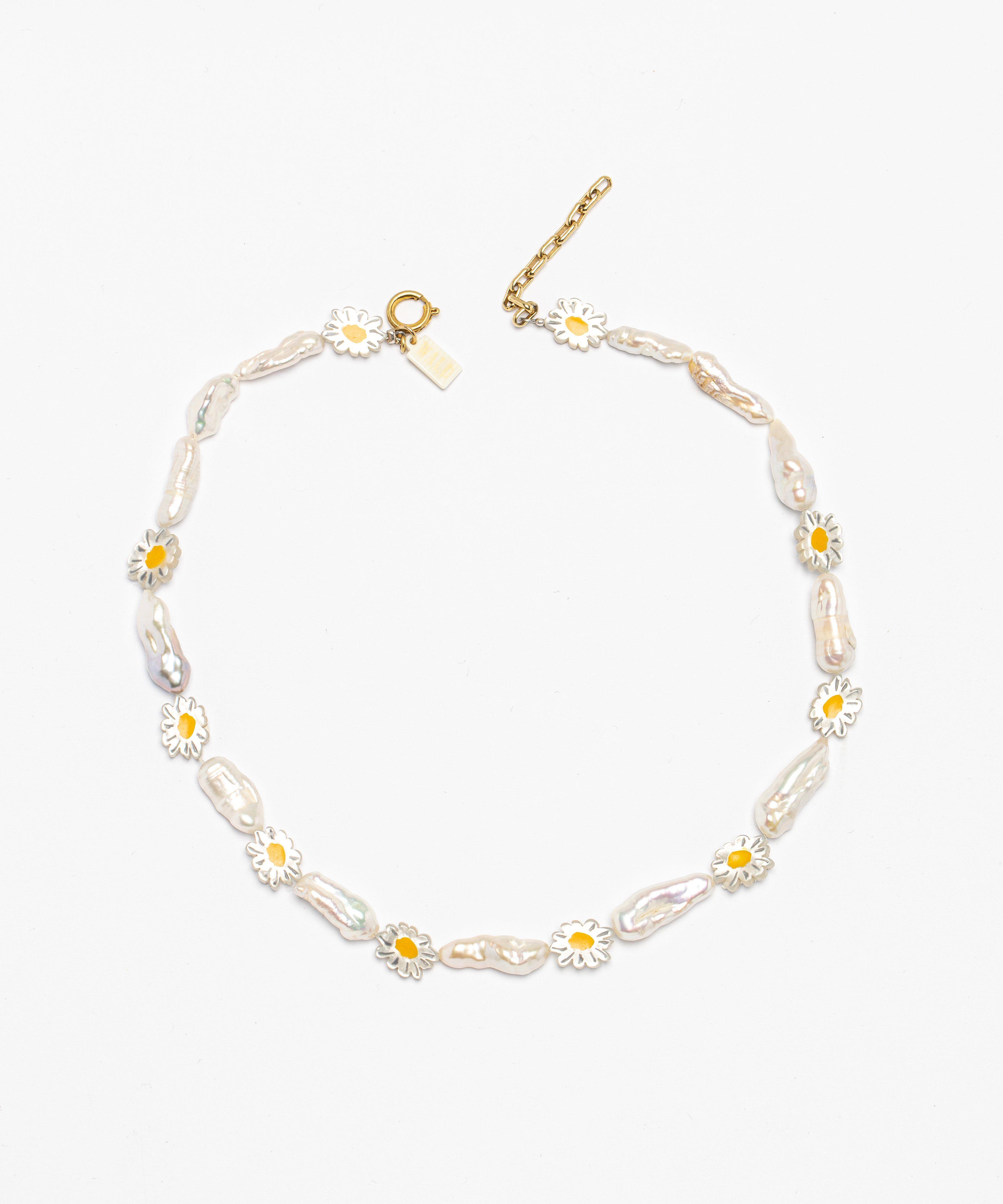 Daisy Genie In A Bottle Necklace – WALD Berlin
