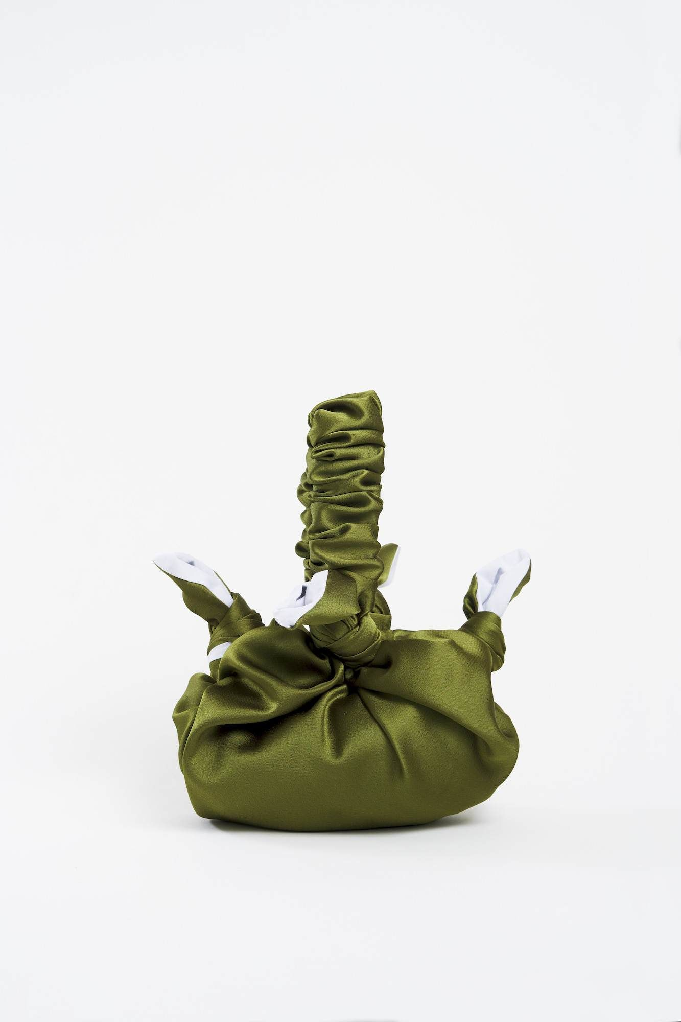 Olive green furoshiki bag – ROOP