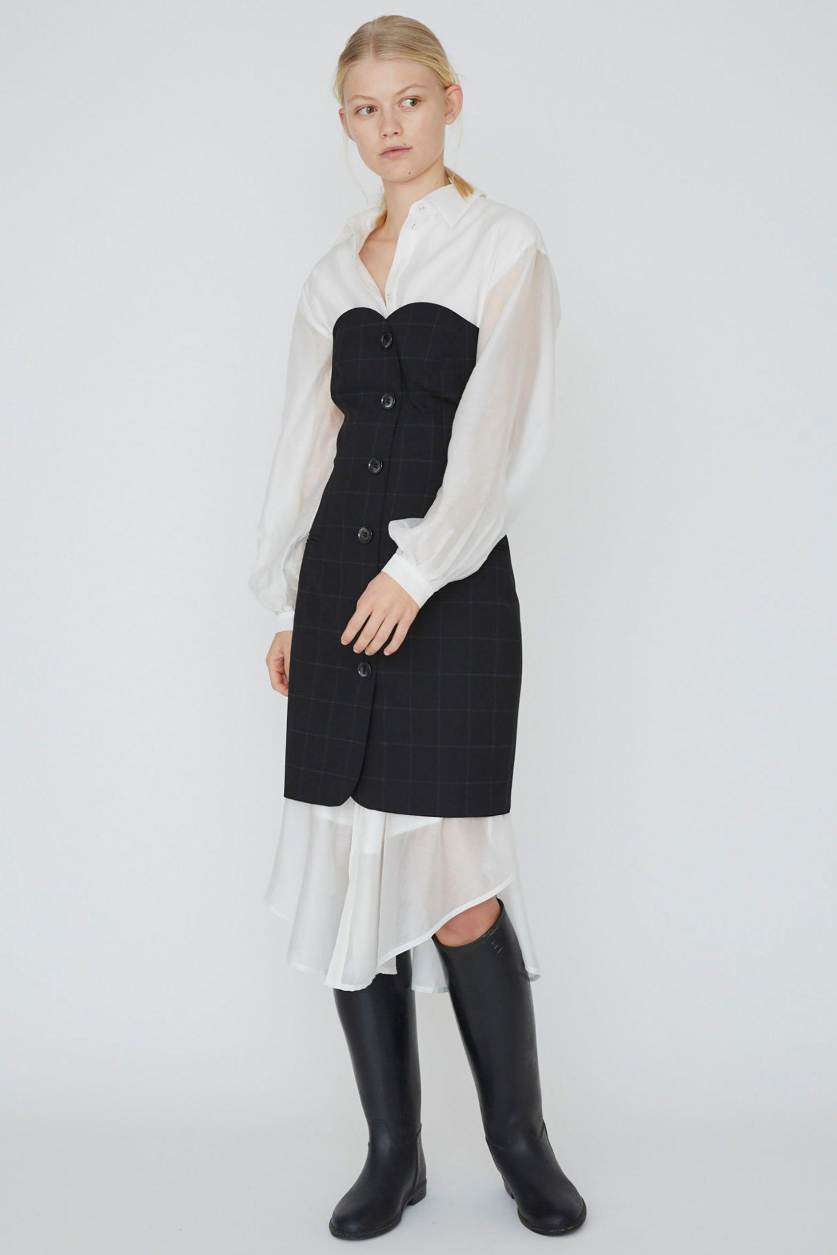 Sonia Shirt Dress