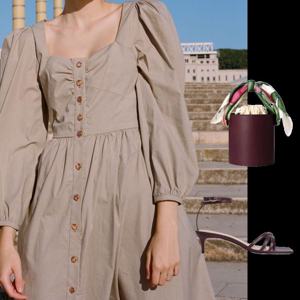 Set by Fantastique dress 2