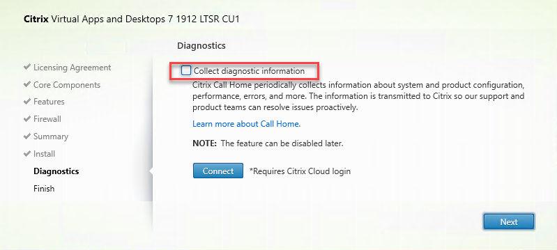 Deploy Citrix Virtual Apps and Desktop