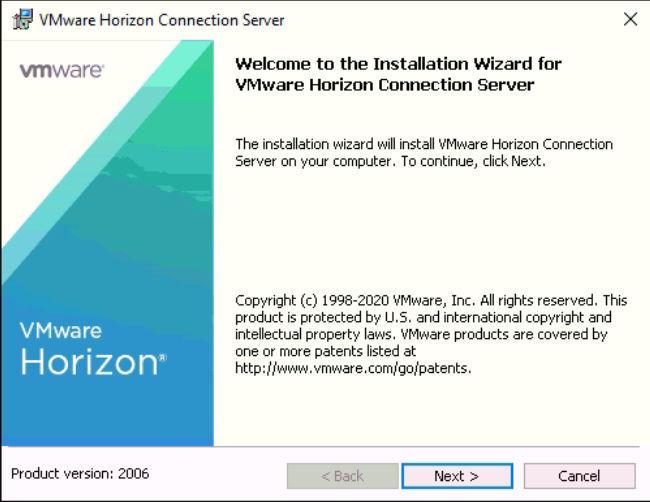 Lab For VMware Horizon 8