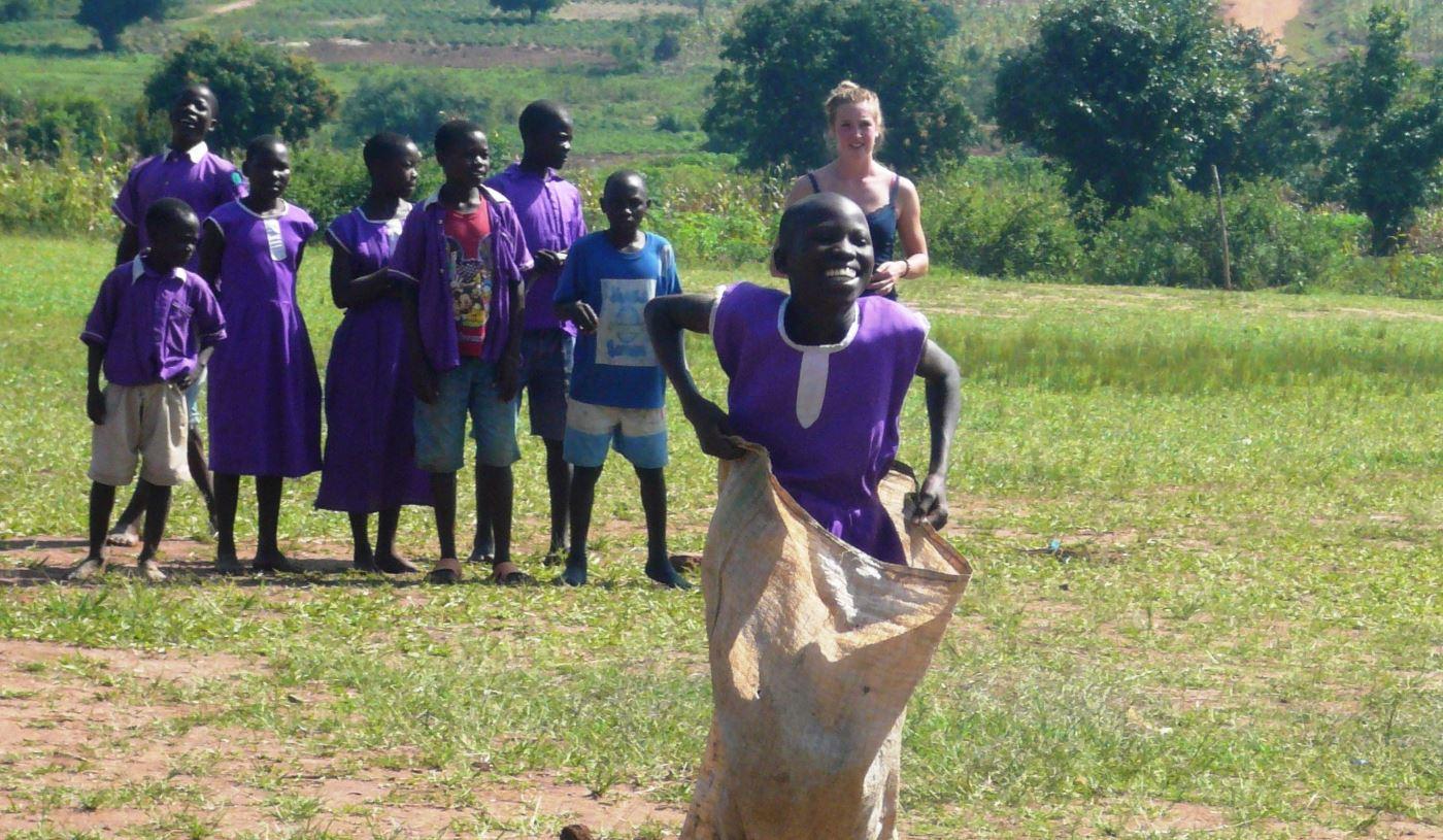Coaching sport in Uganda - Uganda Gap Year