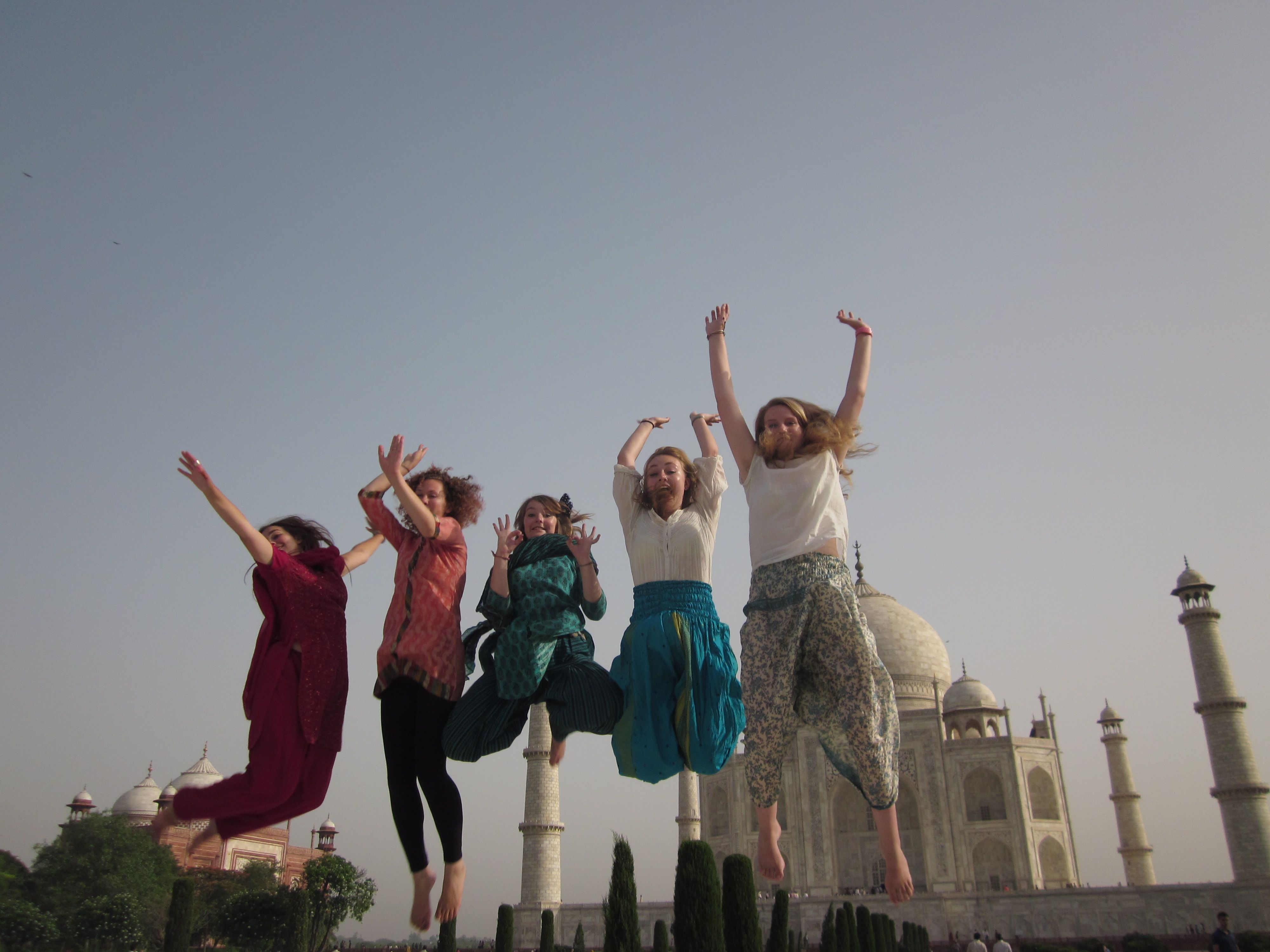 Go further and have an adventure in India on your Gap Year