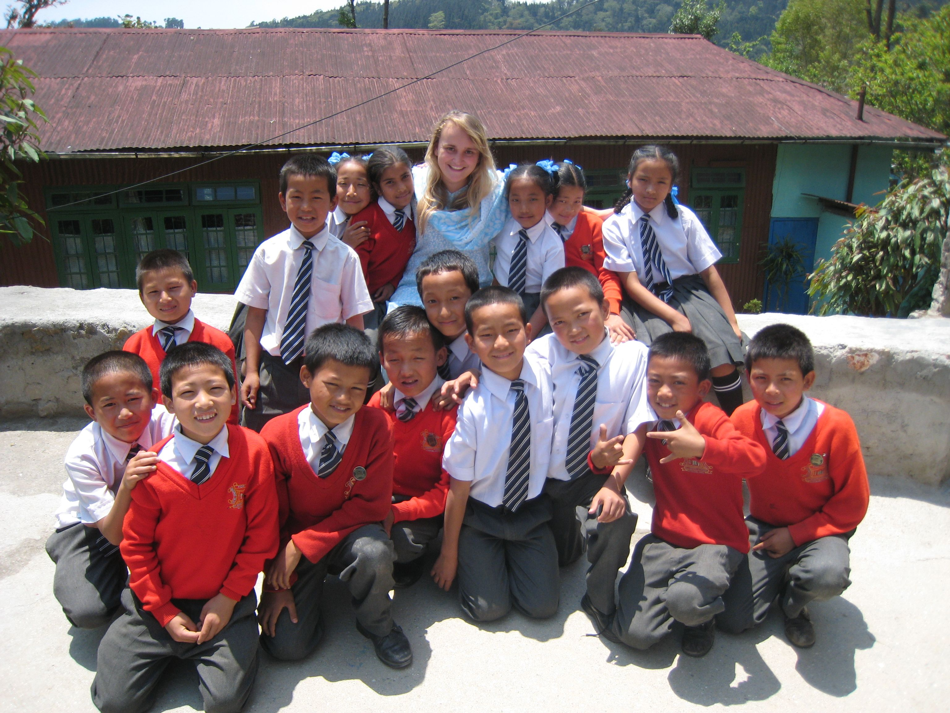 Have an adventure in India on your Gap Year teaching children