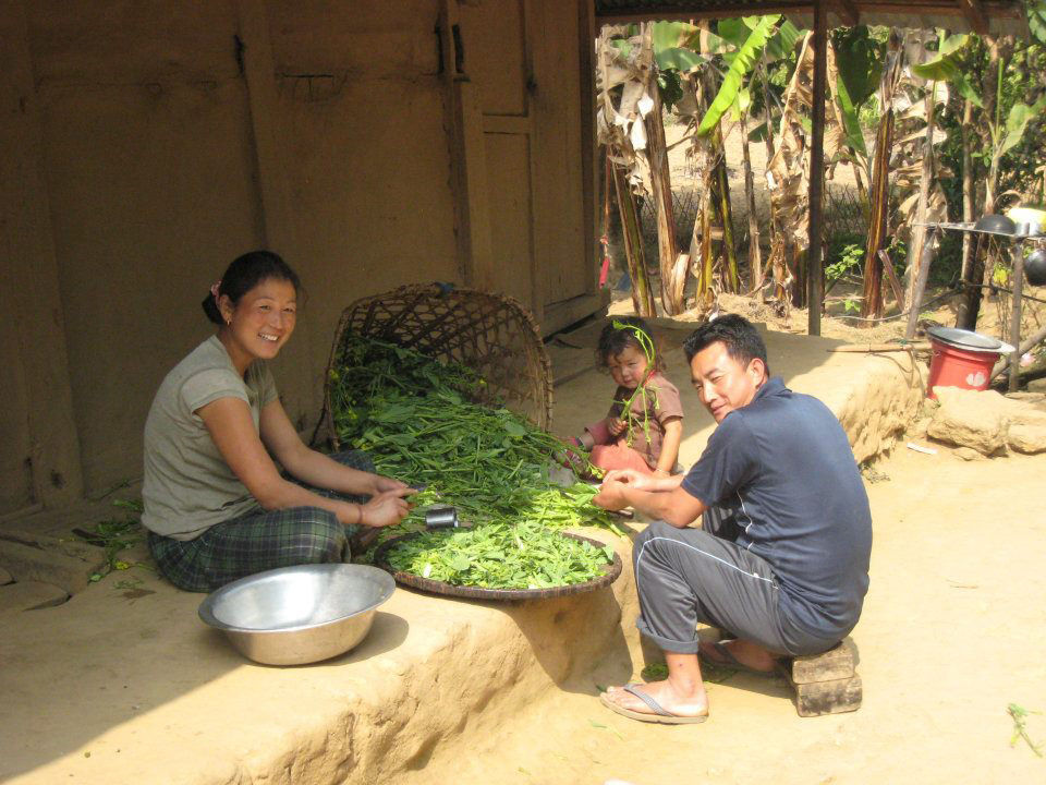 Try cooking like a Lepcha on your Gap Year in India