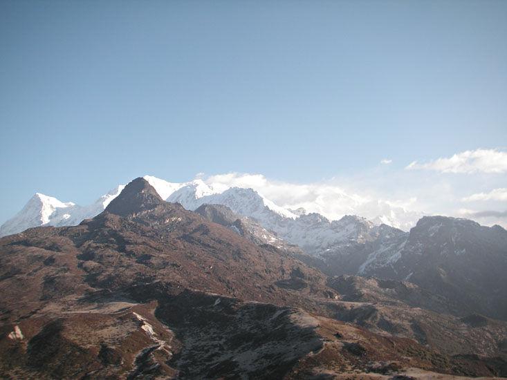 Trek to Kanchenjunga during your Gap Year in India