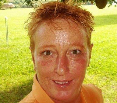 Monique our Program Manager in Uganda