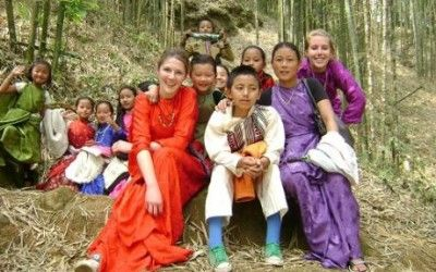 Enjoy a Gap Year with friends in India and get 10% off!