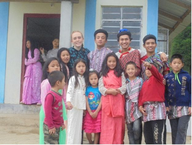 Make lasting friendships on a gap year in India