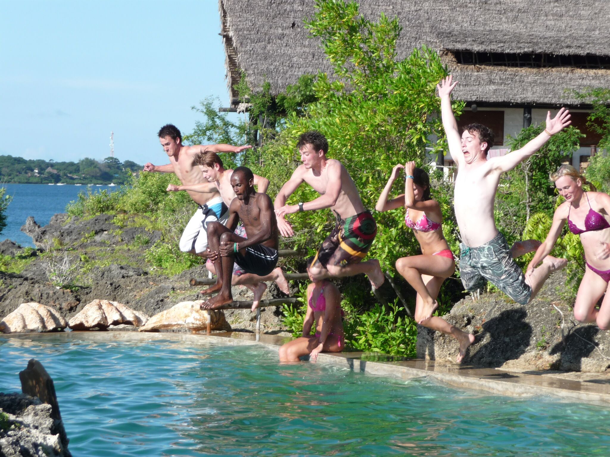 Have fun and relax on your Gap Year to Kenya