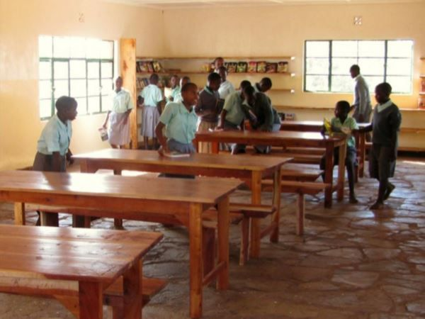 Provide better equipment and books for use in schools