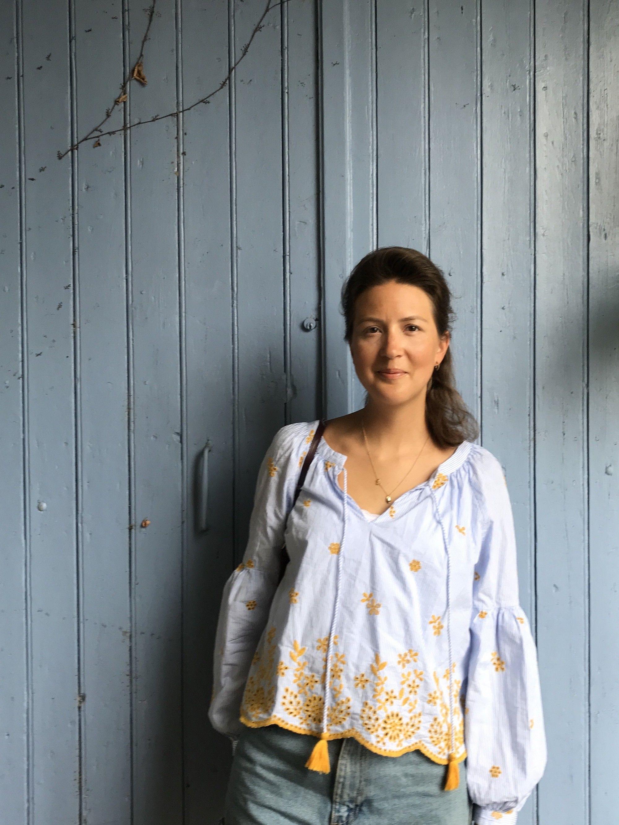 #10YearChallenge - Melissa Van Der Klugt now