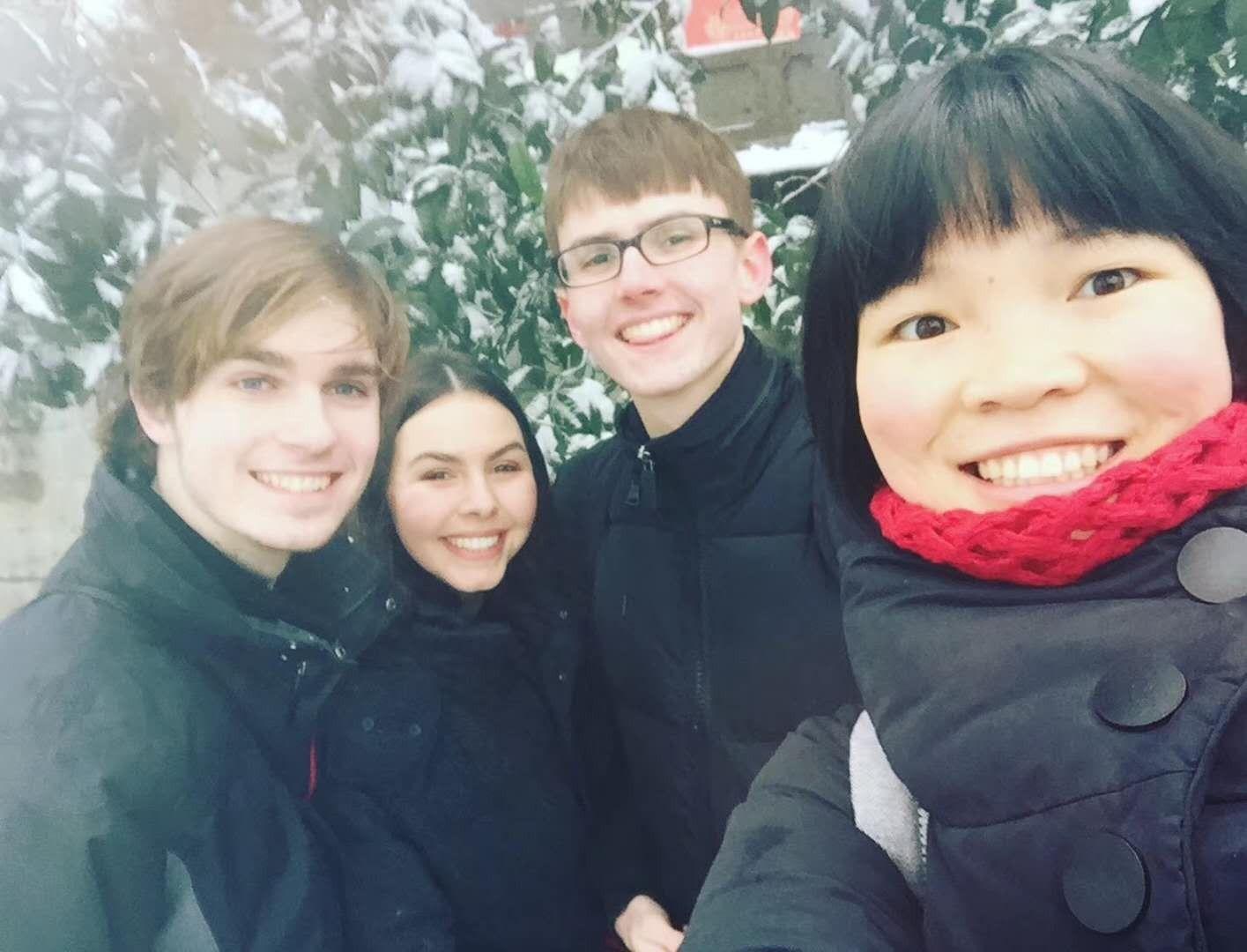 Learn Mandarin in China
