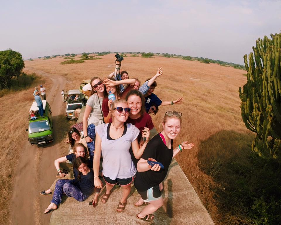 Maybe having fun on a safari is what you want to do on your Gap Year?