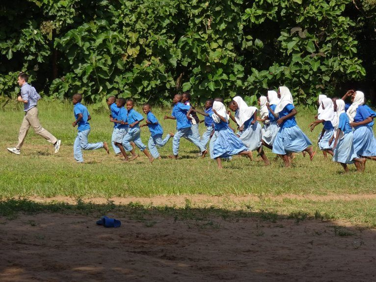 Summer volunteering program in Kenya - Sports Coaching