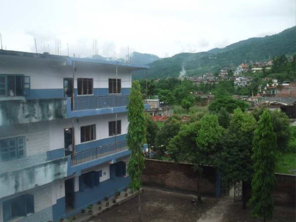 School extension completed at BhuPu Sainik school, Nepal