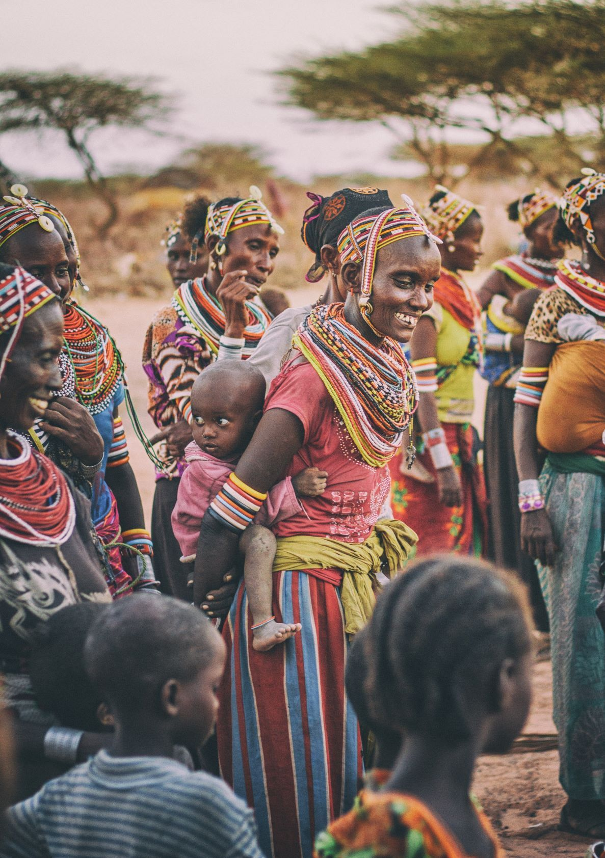 Immerse yourself when you travel to Kenya