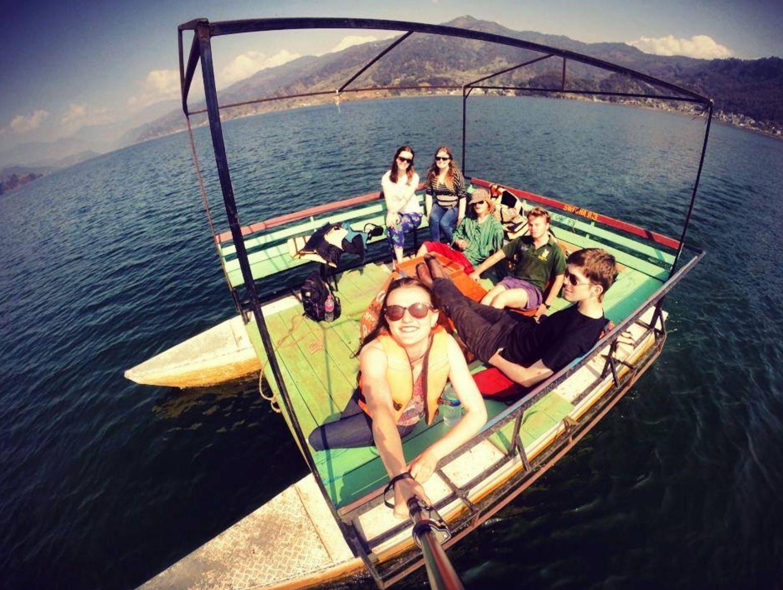 water sports in Nepal