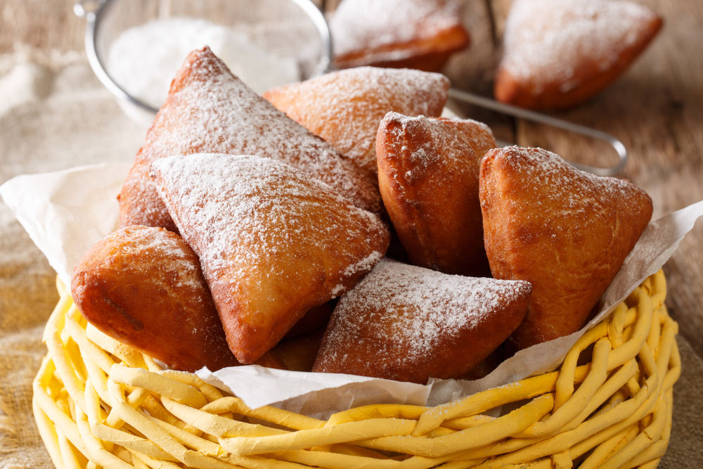 A sweet treat, food to try in Kenya is a must!