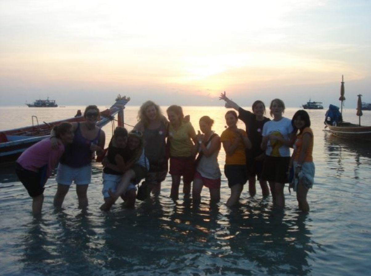 Gap Year Thailand