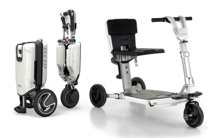 travel scooter folding scooter