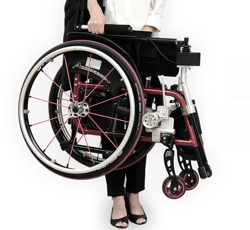 Convert manual wheelchair to powerchair with Todo Drive Tel 028 92 67 70 77 in UK and Ireland