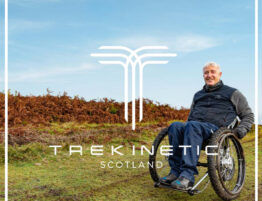 Trekinetic all terrain wheelchair scotland