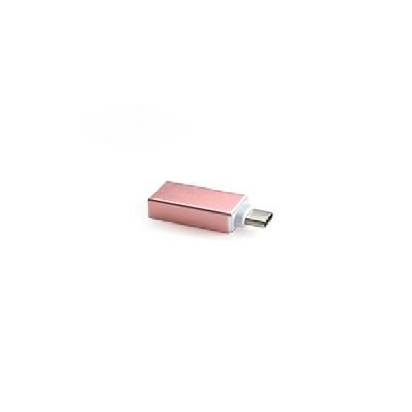 Tronsmart USB to Type C Adapter Electronics & Technology Computer & Mobile Accessories Best Deals EMA1007_PinkThumb
