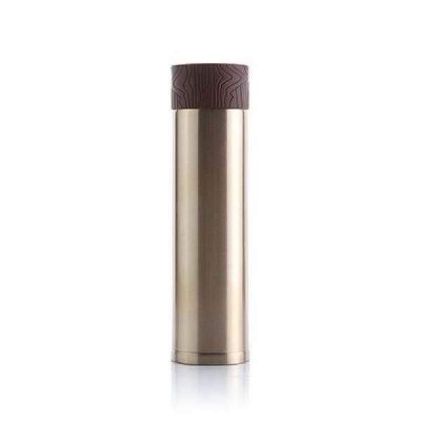 Ripple Stainless Steel Thermos Household Products Drinkwares Best Deals HDF1014_GoldThumb