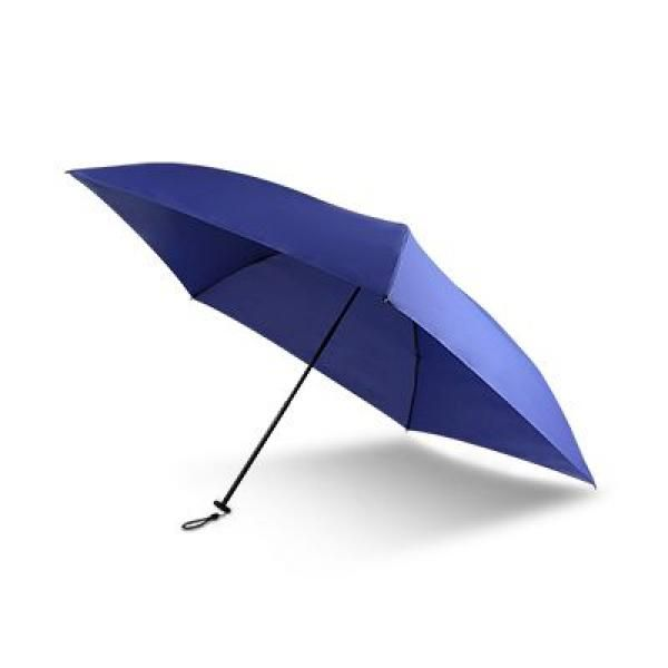 Teflon Lightweight Foldable Umbrella Umbrella Foldable Umbrellas Best Deals UMF1024_BlueThumb