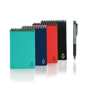 Rocketbook Mini Office Supplies Other Office Supplies Crowdfunded Gifts Back To Work Eco Friendly ZNO1040GRPHD