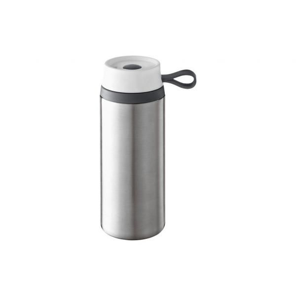 Flow Non-leaking Insulating Tumbler Household Products Drinkwares HDT6014SLV-2