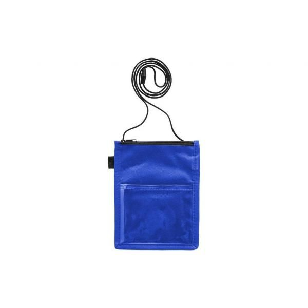 Non Wowen Identify Badge Holder Electronics & Technology Computer & Mobile Accessories Small Pouch Bags Lanyards & Pull Reels DLO6001RBL-2