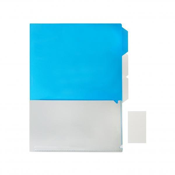 A4 Size Document Folder Office Supplies Files & Folders Best Deals Back To Work FFL6000BLG