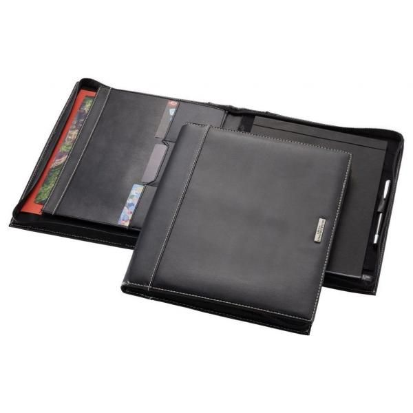 Millau A4 Zipper Leather Portfolio Small Leather Goods Office Supplies Leather Folder / Portfolio Other Leather Related Products Files & Folders Other Office Supplies Other Office Supplies LFO6000-1