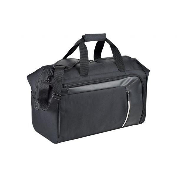 Vault RFID Travel Duffel Bag Travel Bag / Trolley Case Bags TTB6007-BLK-20180503-1