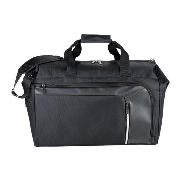 Vault RFID Travel Duffel Bag Travel Bag / Trolley Case Bags TTB6007-BLK-20180503-2