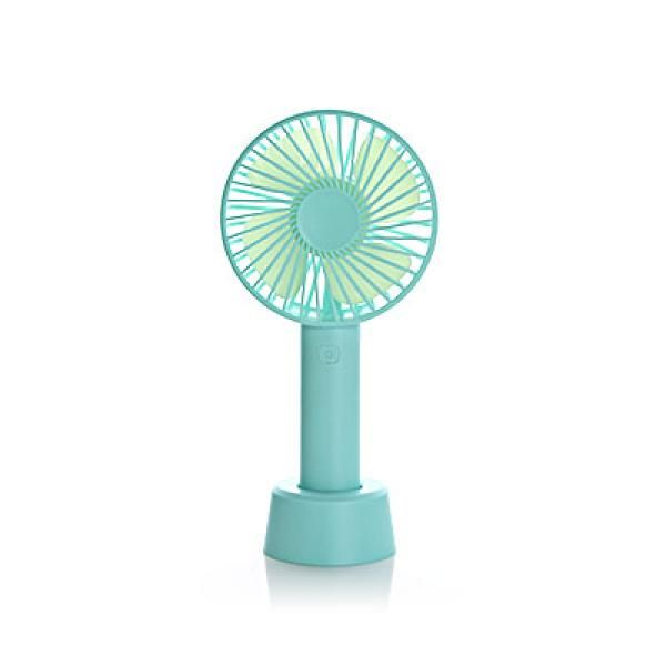 Trystan Rechargeable Portable Fan Electronics & Technology Gadget EGF1004_GreenThumb