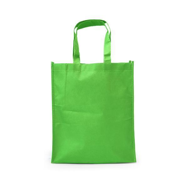 Portrait Non-Woven Bag Tote Bag / Non-Woven Bag Bags TNW1002_GreenHD