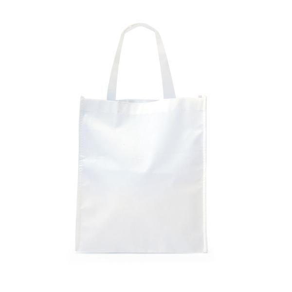 Portrait Non-Woven Bag Tote Bag / Non-Woven Bag Bags TNW1002_WhiteHD