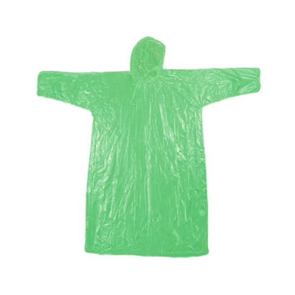 Poncho with Cap Travel & Outdoor Accessories Other Travel & Outdoor Accessories ORC1000Grn