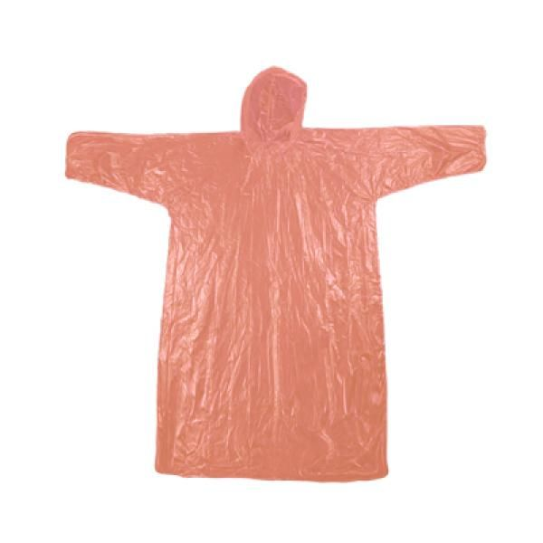 Poncho with Cap Travel & Outdoor Accessories Other Travel & Outdoor Accessories ORC1000Red