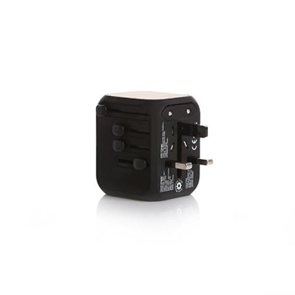 Arlo Travel Adapter Electronics & Technology Gadget Best Deals EGT1013_BLACK_SIDE2_400X400