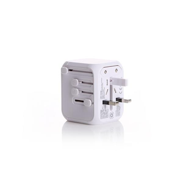 Arlo Travel Adapter Electronics & Technology Gadget Best Deals EGT1013_WHITE_SIDE1_400X400