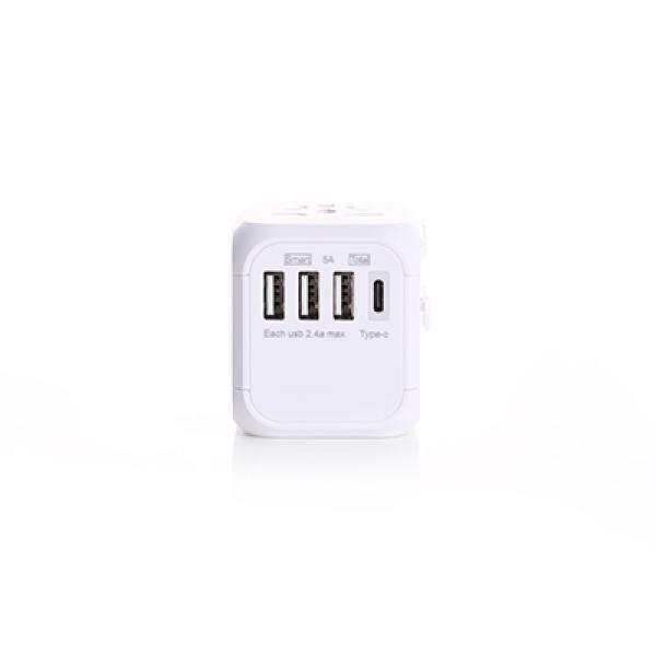 Arlo Travel Adapter Electronics & Technology Gadget Best Deals EGT1013_WHITE_SIDE2_400X400